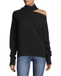 PAIGE - Raundi Turtleneck Sweater - Lyst