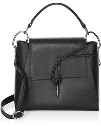 3.1 Phillip Lim | Leigh Top Handle Leather Satchel | Lyst