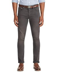Polo Ralph Lauren - Slim Fit Stretch Trousers - Lyst