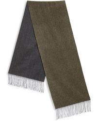 Saks Fifth Avenue - Collection Double Faced Cashmere Scarf - Lyst