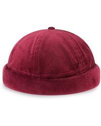 KTZ - Velvet Skully Hat - Lyst