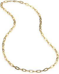 Roberto Coin - 18k Yellow Gold Chain/34 - Lyst