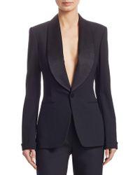 Ralph Lauren Collection - Sawyer Wool & Silk Jacket - Lyst