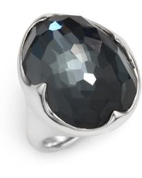 Ippolita - 925 Rock Candy Hematite Ring - Lyst