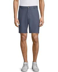 Peter Millar - Cotton Twill Shorts - Lyst