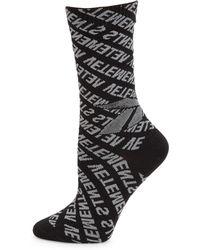 Vetements - Monogram Socks - Lyst