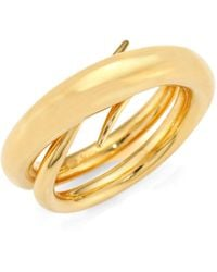 Charlotte Chesnais - Unchained Ring/goldtone 0.75 - Lyst