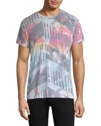 Sol Angeles - Graphics Deco Palms T-shirt - Lyst