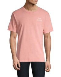 The Kooples - Tee Paradise Lost T-shirt - Lyst