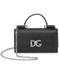 Dolce & Gabbana - Dauphine French Flap Bag - Lyst