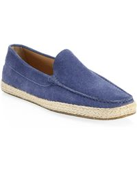 Saks Fifth Avenue | Collection Leather Espadrilles | Lyst