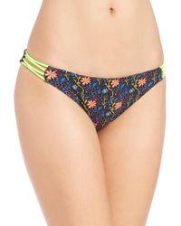 Basta Surf - Bondi Reversible Bungee Bikini Bottom - Lyst
