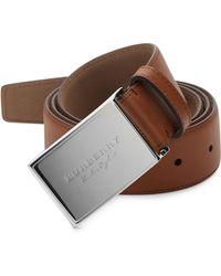 Burberry - George Bridle Trench Leather Belt - Lyst