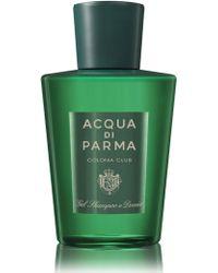 Acqua Di Parma - Colonia Club Hair & Shower Gel/6.7 Oz. - Lyst