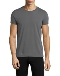 Tomas Maier - Organic Cotton T-shirt - Lyst