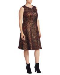 Lafayette 148 New York - Celinda Sheath Dress - Lyst