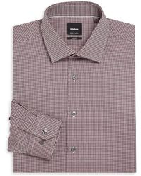 Strellson - Santos Kent Slim-fit Dress Shirt - Lyst