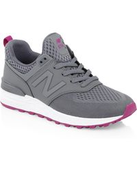 New Balance - 574 Low-top Lace-up Trainers - Lyst