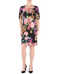 Stizzoli - Floral Sheath Dress - Lyst