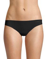 La Perla - Women's Brazilian Brief - Black - Size Small - Lyst