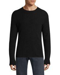 Rag & Bone - Textured Sweater - Lyst