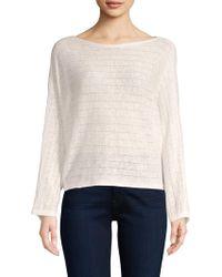 Joie - Brooklynn Stripe Sweater - Lyst