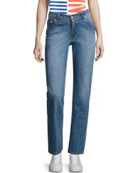 Opening Ceremony | Dip Straight-leg Jeans | Lyst