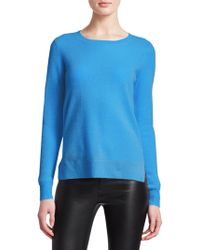 ba61c813be Saks Fifth Avenue Women s Collection Featherweight Cashmere Sweater ...