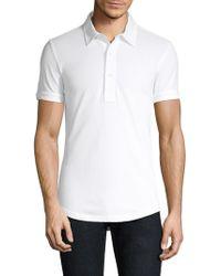 Orlebar Brown - Sebastian Tailored Polo Shirt - Lyst