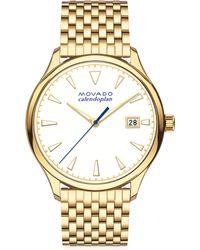 Movado - Heritage Bracelet Watch - Lyst