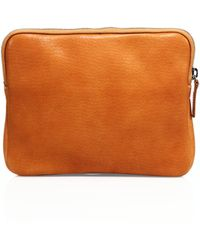 Shinola - Leather Portfolio - Lyst