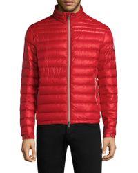 Moncler - Daniel Quilted Zip-front Jacket - Lyst