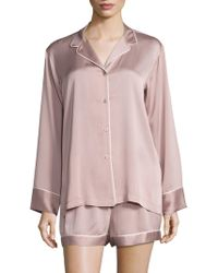 Natori - Feathers Skin Pyjama Set - Lyst