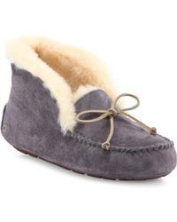 UGG - Alena Suede Pure Slippers - Lyst