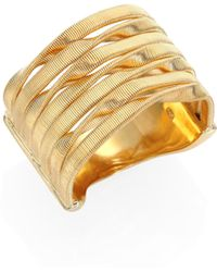 Marco Bicego - Marrakech 18k Yellow Gold Seven-strand Ring - Lyst