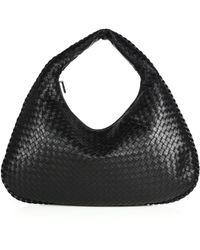 Bottega Veneta - Veneta Large Hobo Bag - Lyst