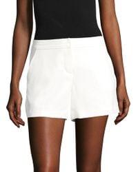Trina Turk | Daulton Classic Shorts | Lyst