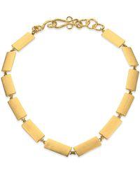 Stephanie Kantis - Textile Necklace - Lyst