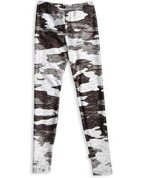 Terez | Girl's Camouflage Leggings | Lyst
