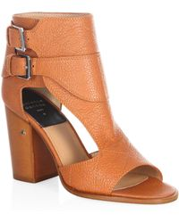 Laurence Dacade - Deric Leather Sandals - Lyst