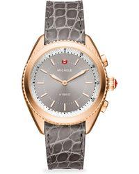 Michele Watches - Hybrid Smartwatch - Lyst