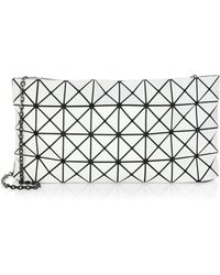 Bao Bao Issey Miyake - Prism Chain Convertible Clutch - Lyst