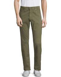 AG Jeans - Graduate Tailored Leg Pants - Lyst