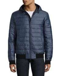 Canada Goose - Sydney Quilted Down-fill Hoodie - Lyst