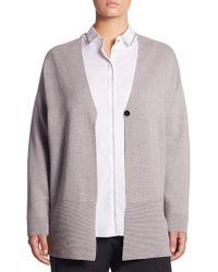 Basler - Regular-fit Woolen Cardigan - Lyst