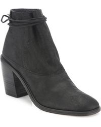LD Tuttle - The Vow Goatskin Ankle Boots - Lyst