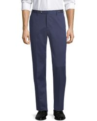 PT01 - Easy Fit Flat Front Trousers - Lyst