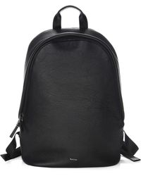 Paul Smith - Leather Backpack - Lyst