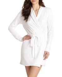 Skin - Wrap Robe - Lyst