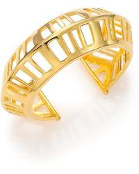 Nest | Cage Cuff Bracelet | Lyst